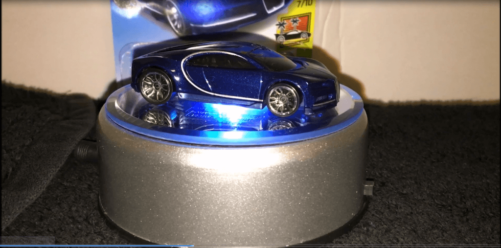 Bugatti Chiron Hot Wheels Casting